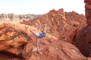 Valley of FIre SP UT